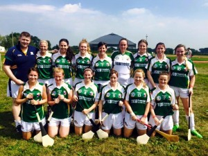 North American Intermediate Camogie Champions 2015